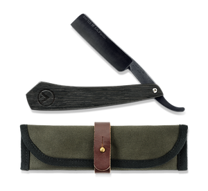 Base Camp X Cut-Throat Men's Straight Blade Razor