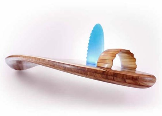 The Most Expensive Wooden Surfboard by Roy Stuart - $1.3 million