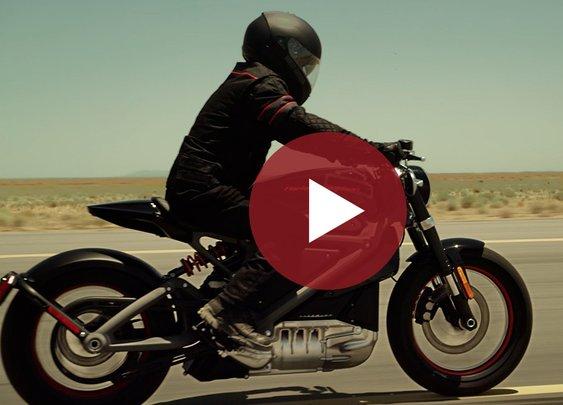 Project LiveWire | Harley-Davidson