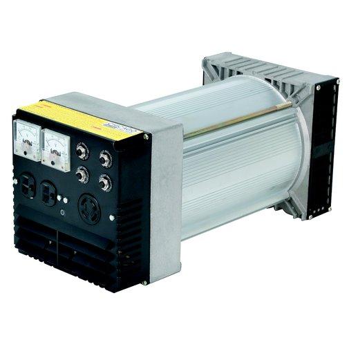 Generator Head - 10,000 Watts Max, Belt Driven