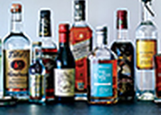 Essential Bottles for Your Home Bar | GQ