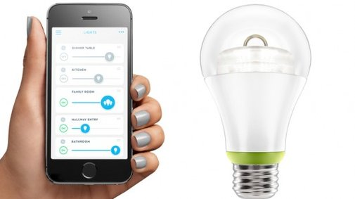 GE switches onto smart light bulb market with Link