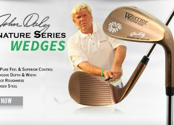 John Daly Gap Wedge Deal by More Golf Today Golf Deals