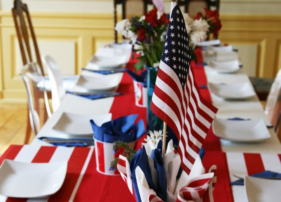 Our Easy 4th of July Parties