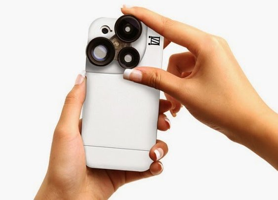 iZZi Slim iPhone Camera Case