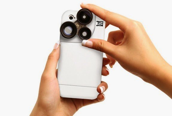 iZZi Slim iPhone Camera Case