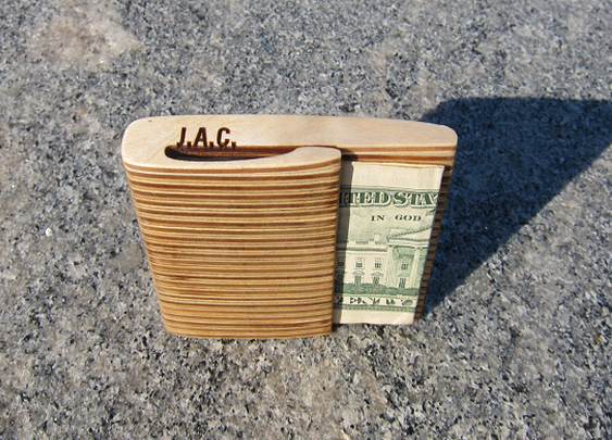 The Woodstack Wallet
