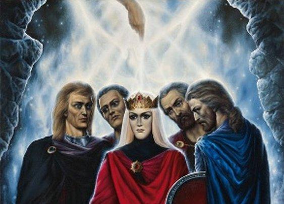 Badass  - Queen Tamar
