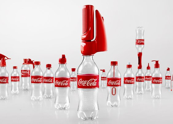 Coca-Cola Invents 16 Bottle Caps To Give Second Lives To Empty Bottles | Bored Panda