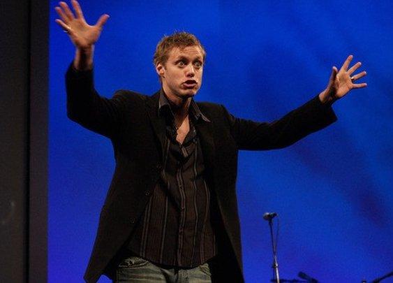 Ze Frank: Nerdcore comedy | Talk Video | TED.com