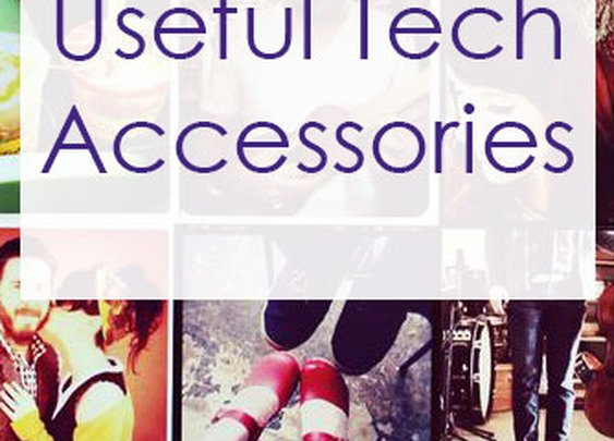 5 Fun & Useful Tech Accessories |StudentRate Trends