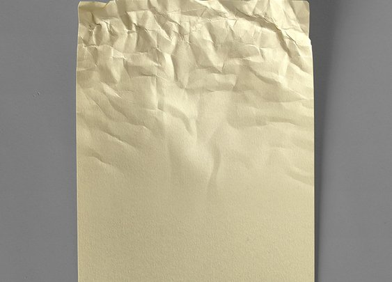 Minimalist Film Posters Made from Paper   HUH.