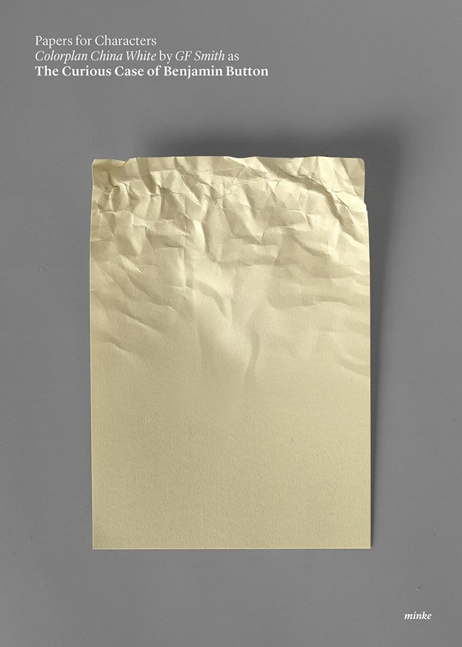 Minimalist Film Posters Made from Paper | HUH.