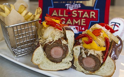 PHOTOS: All-Star Game to have self-serve beer, ridiculous food