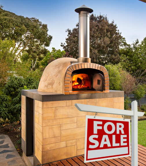 Adding Value To Your Property by Installing a Wood Fired Oven