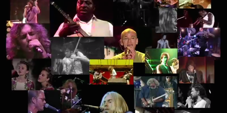 Music Vault Adds 13,000 Rare Live Concert Videos to YouTube