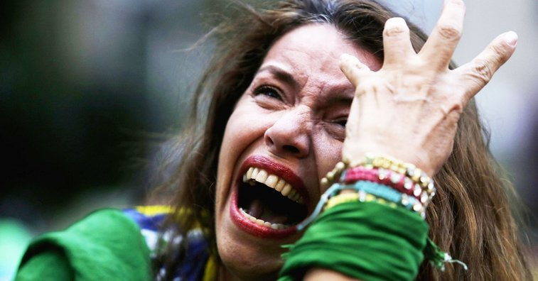 The Miserable Agony of Being a Brazil Fan Today