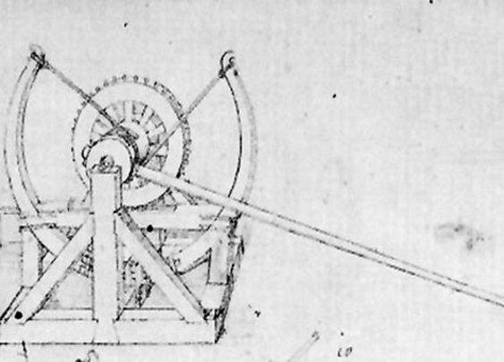 How to Build Leonardo Da Vinci's Catapult - Popular Mechanics