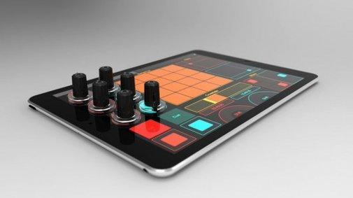 Tuna Knobs turns tablets into mobile DJ stations