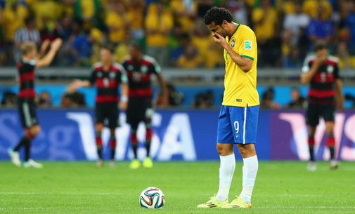 The catastrophe of Brazil's World Cup