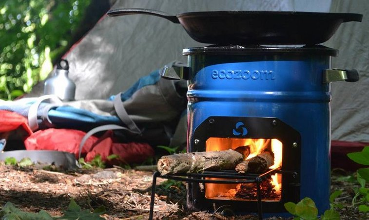 EcoZoom Rocket Stove for Camping