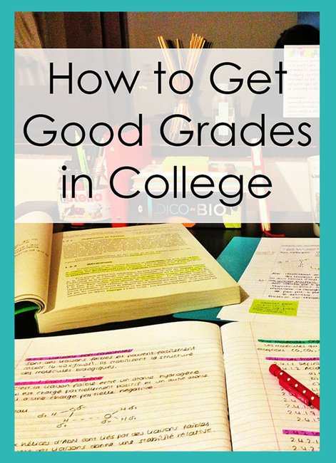 How to Get Good Grades in College |StudentRate Trends