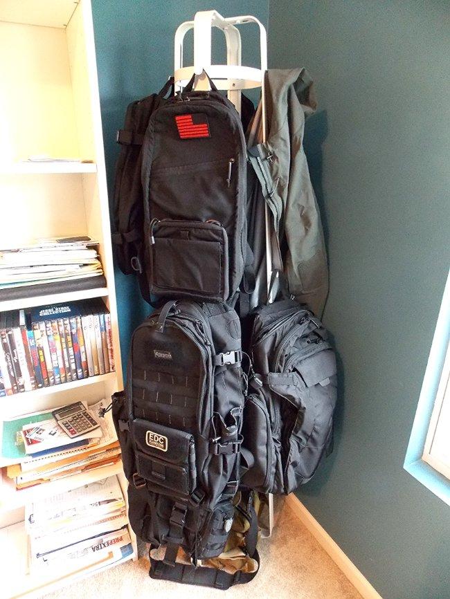 IKEA Ennuden Tactical Gear Stand | Loaded Pocketz