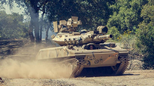 I Almost Forgot the Fourth of July, but then I Drove a Tank - Popular Mechanics