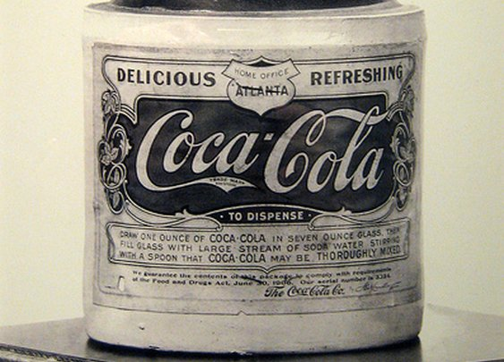 Coca-Cola Syrup Container | Flickr