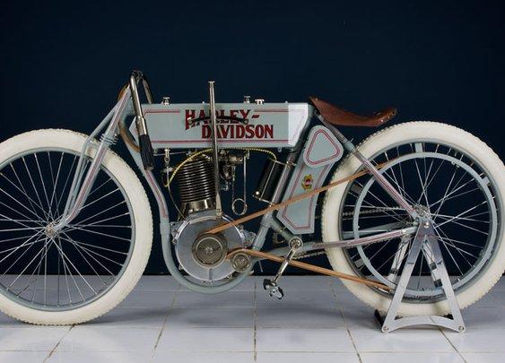 1910 Harley Davidson Board Track Racer
