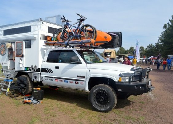 Adventure cubed: XPCamper carries your favorite gear around the world