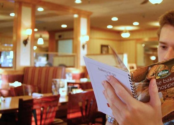 Restaurant Menus Spend More Money  - Business Insider