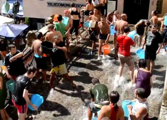 Southern Italy. Chiena di Campagna (SA) 04082012 - YouTube