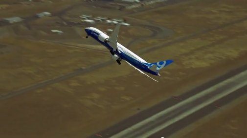 Watch Boeing's 787-9 Dreamliner do things that would make you throw up