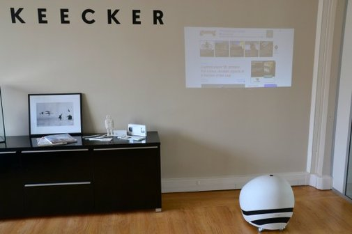 Lights, camera, action: A closer look at the Keecker entertainment computer