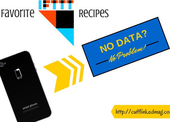 Favorite IFTTT Recipe: No Data? No Problem!