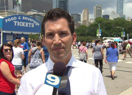AOL.com TV reporter pranks 'video bombers'