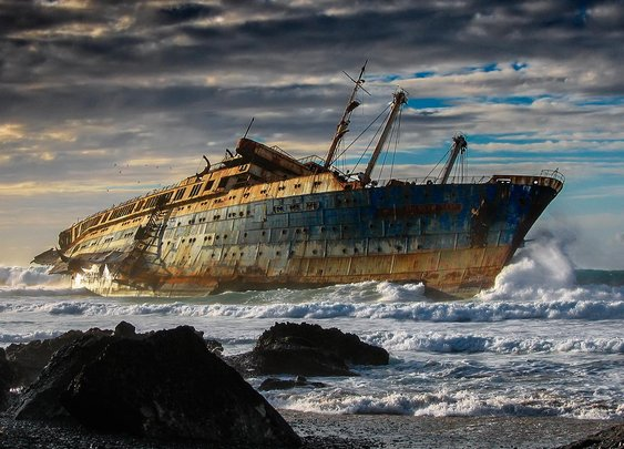 The 38 Most Haunting Abandoned Places On Earth