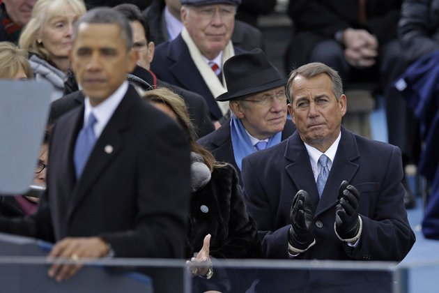 Boehner: House Has No Plans to Defund Unconstitutional Acts by Obama   CNS News