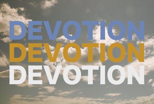 Devotion | My Story.