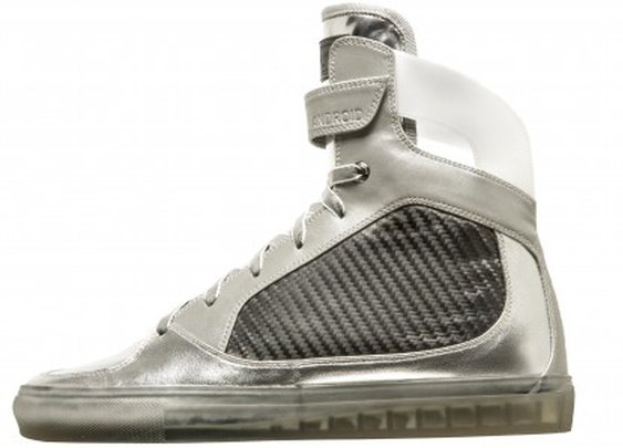 Limited-edition sneakers inspired by Apollo moon boots