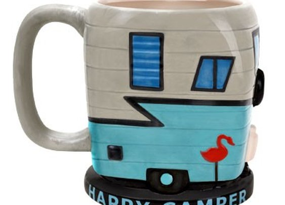 The Happy Camper Mug