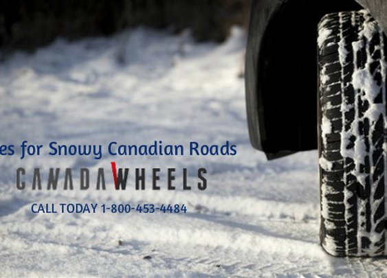 Winter Tires: best for snowy Canadian roads!