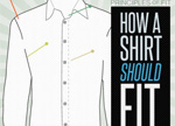 How a Shirt Should Fit – The Principles of Fit - Primer
