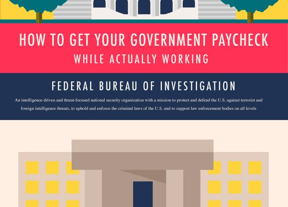 How to Get Your Government Paycheck