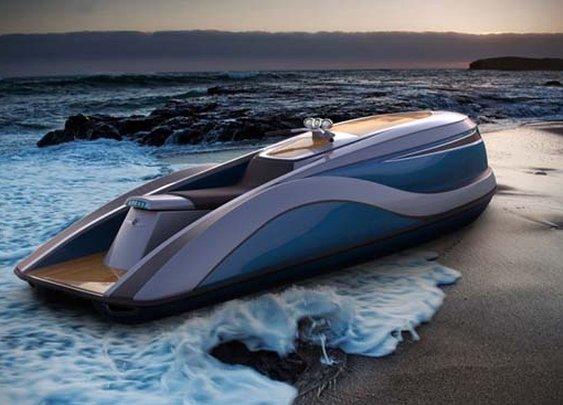 Strand Craft V8 Wet Rod Luxury Jet Ski