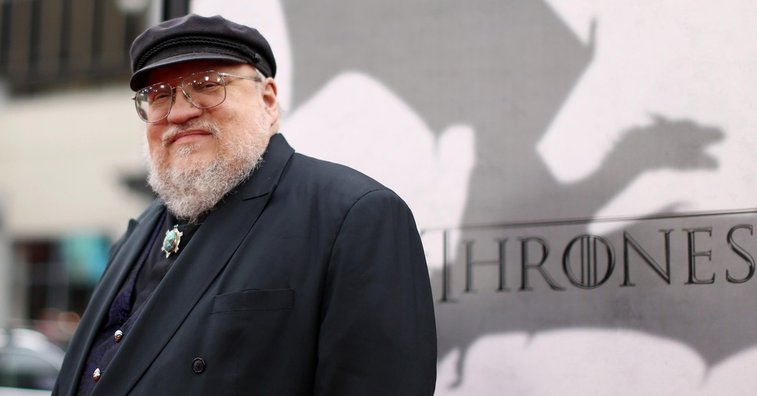 George R.R. Martin Writes Back to Young Fan's Heartfelt Letter