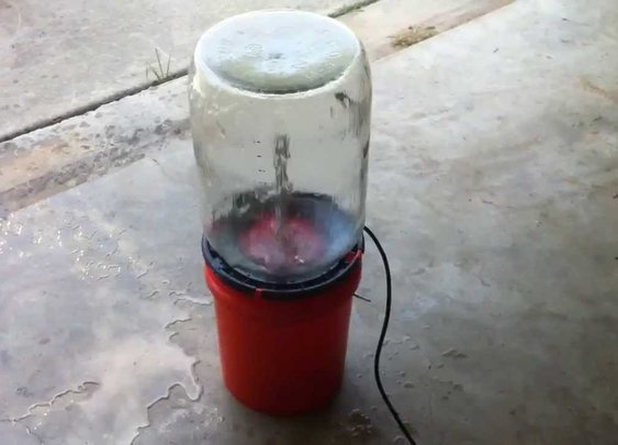 Homebrew Keg and Carboy Washer - YouTube
