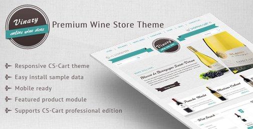 eCommerce - Vinary – Premium Wine store theme | ThemeForest