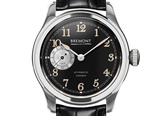 Bremont Wright Flyer Stainless Steel Watch